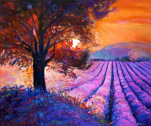 11-Ivailo Nikolovhas-Bright-Paintings-Modern-Impressionism-www-designstack-co