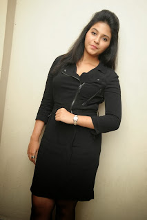 Acress Anjali Latest Pictures in Short Dress at Pranam Kosam Movie Audio Launch  0025.jpg