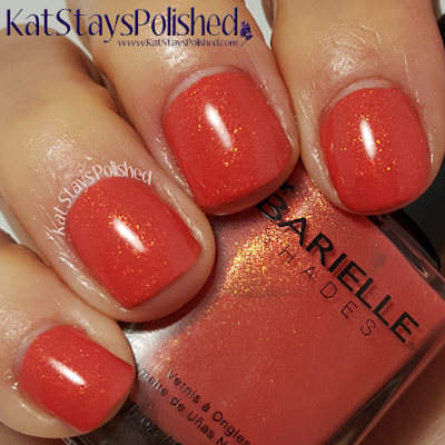 Barielle Hot Chic - Orange U Lealous | Kat Stays Polished