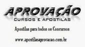 APOSTILAS APROVAÇÃO