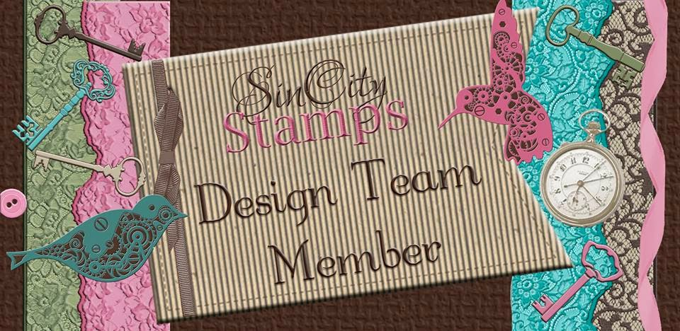 Sin City Stamps Design Team Member