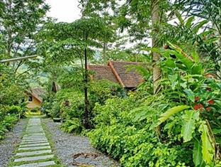 Loy Chalet, Lan Saka, Garden