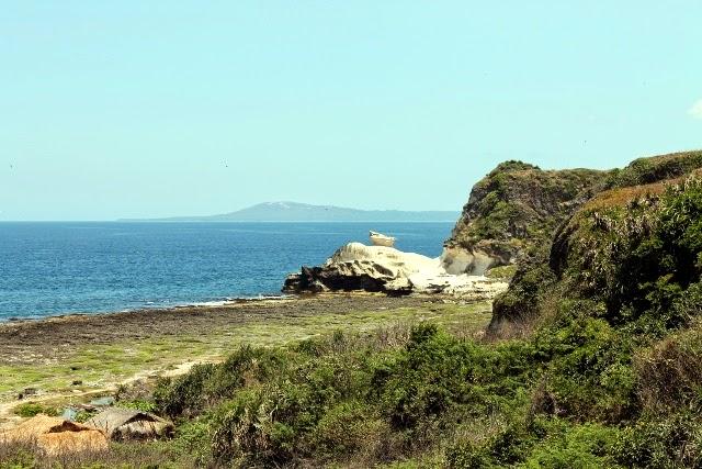 Kapurpurawan rock formation, Burgos, Ilocos Norte