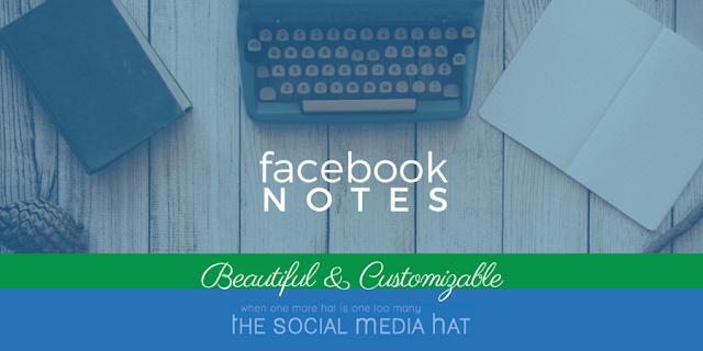 تعرف على Facebook Notes وكيف يعمل