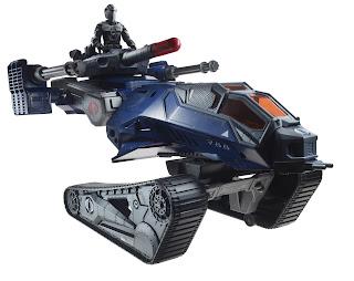 Hasbro GI Joe Retaliation HISS Tank with Cobra Commander