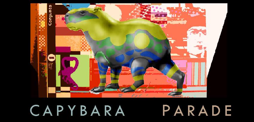 Capybara Parade