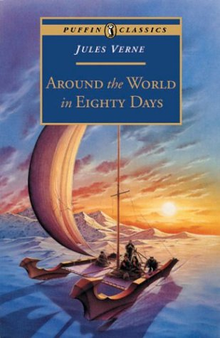 a review of jules vernes book aroung the world in eighty days Be the first to discover new talent each week, our editors select the one author and one book they believe to be most worthy of your attention.
