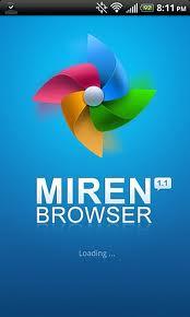 تحميل متصفح نت للاندرويد اسرع متصفح انترنت Browser Miren Browser for Android faster Internet browser