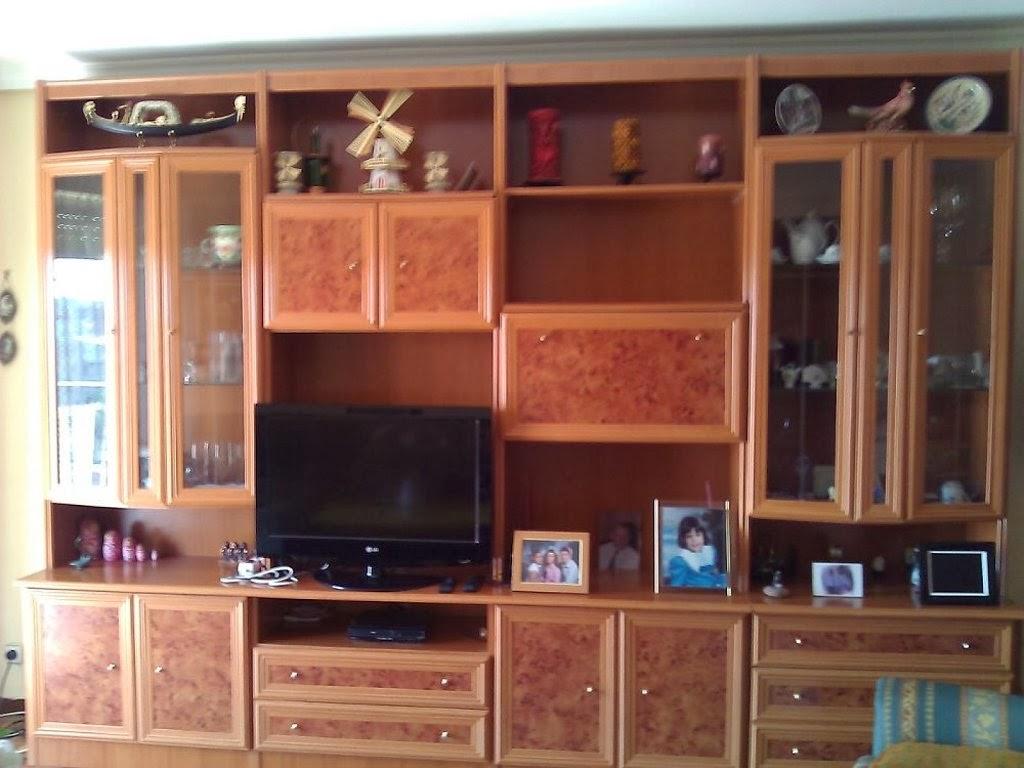 Todo fuera del armario conocido como cutre blog el for Modernizar salon muebles clasicos