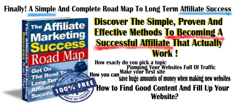 Free Affiliate Roadmap