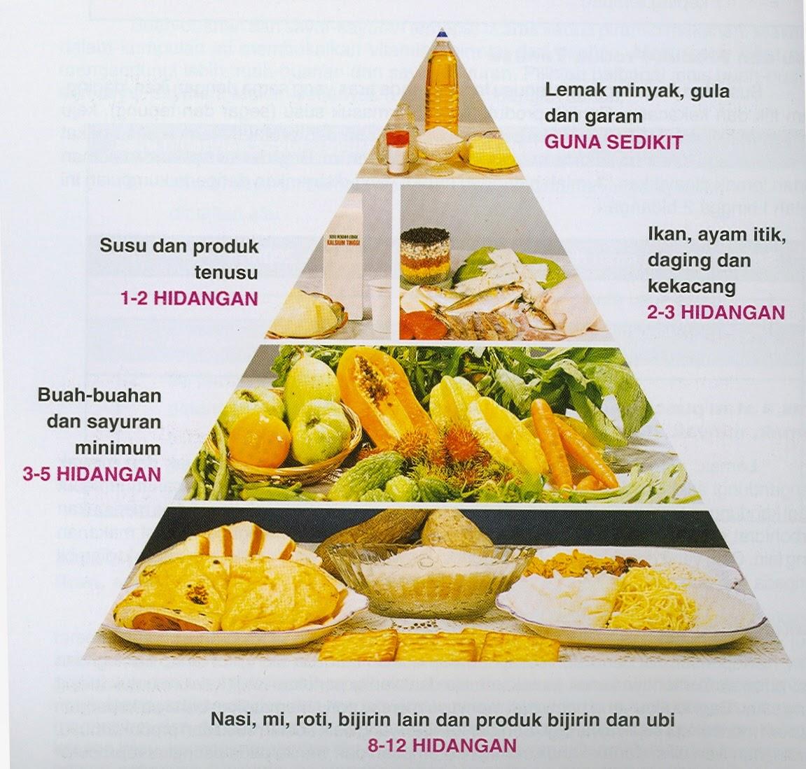panduan memilih makanan untuk ibu hamil