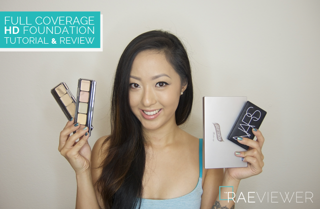 The RAEviewer - A blog about luxury and high-end cosmetics: TUTORIAL: Full Coverage HD Foundation Routine [Photo Shoot & Event/Bridal Makeup] + Video ...