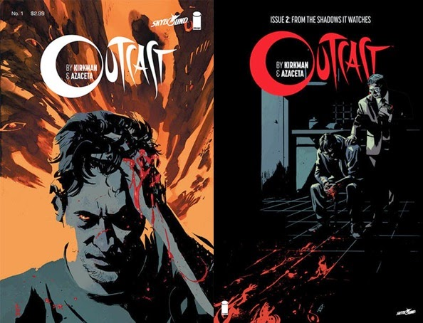 Outcast # 1 2 - Robert Kirkman Paul Azaceta