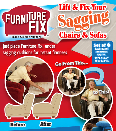 Lovely Furniture Fix Giveaway