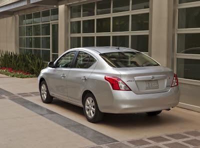 2012 Nissan Versa - Subcompact Culture
