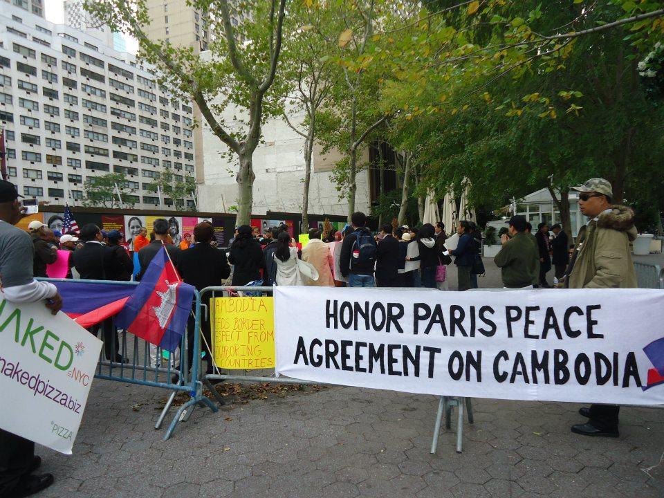 the paris peace treaties essay