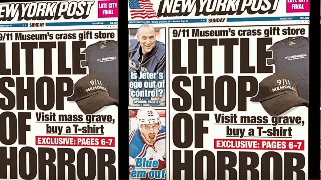 911 Memorial Museums gift shop sparks outrage with   CNN