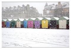 Snow @ Beach