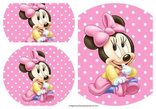 minnie mouse printable labels