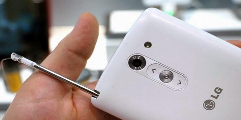 LG Akan Buat Varian Stylus G4?