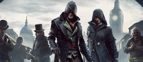 Assassin's Creed Syndicate new game for the PS4, PC and Xbox One