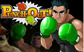 Punch out Logo!