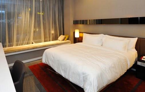 Kamar Quincy Hotel Singapore