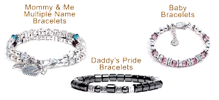 tree baby bracelets