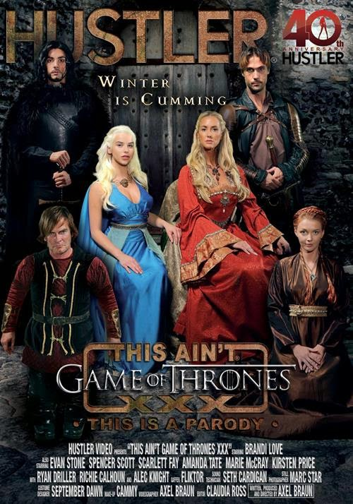 This Aint Game of Thrones (2014) [Hustler] | YOUR DAILY