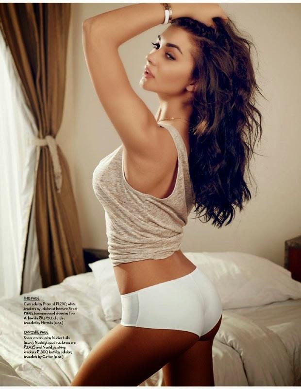 Amy Jackson hot Photoshoot stills Maxim Magazine 2015