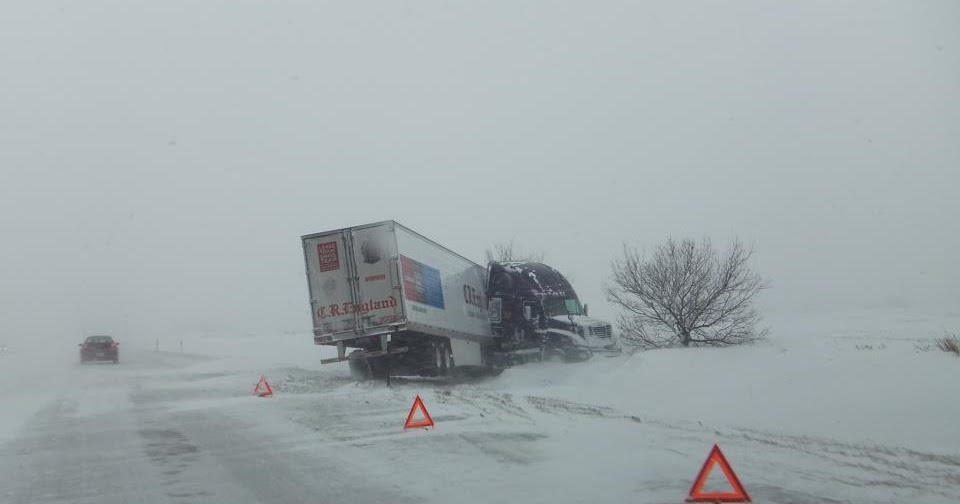 Snr Climate Corner March 10 2013 Nebraska Snowstorm