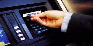 Mesin ATM Perbankan