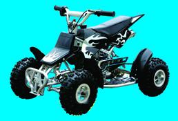 Mini ATV 49CC salah satu Mini Produk danmogot.com