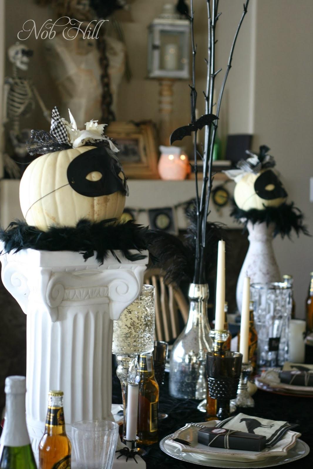 Masquerade Dinner Party Ideas Part - 28: Masquerade Halloween Dinner Party