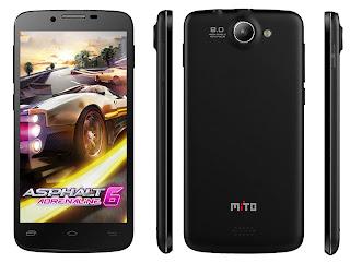 Spesifikasi dan Harga Smartphone Mito A95 Terbaru 2013