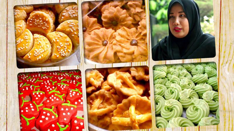 Ika Cookies, Sukses Ramaikan Pasar Kue Kering Medan