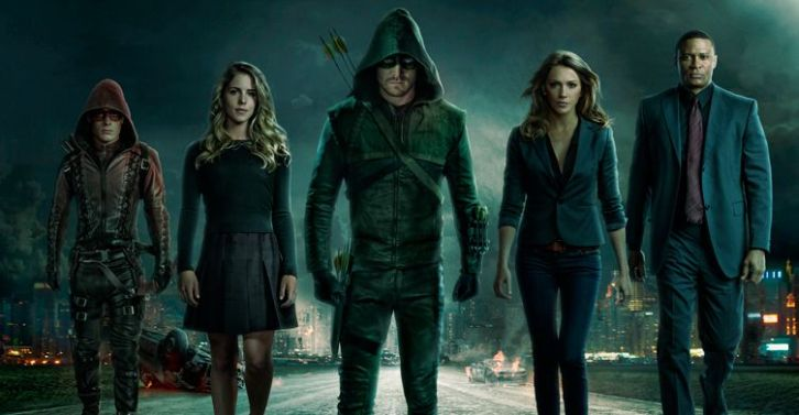 Arrow - Season 3 - New Promotional Poster
