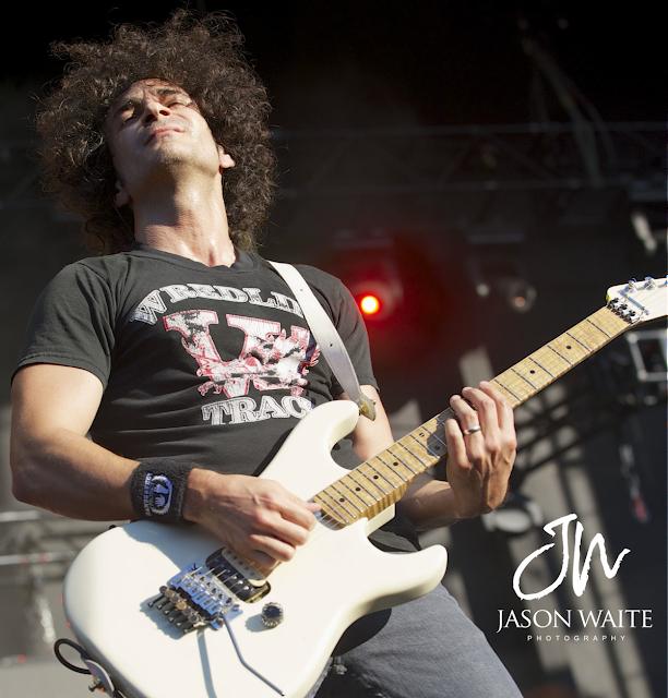Dave Ghazarian - Audio Adrenaline - Dallas Concert Photographer