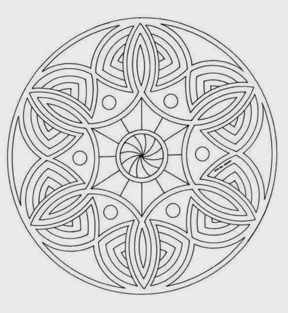 145 Unique Advances Mandala Coloring Pages Unique Coloring Pages