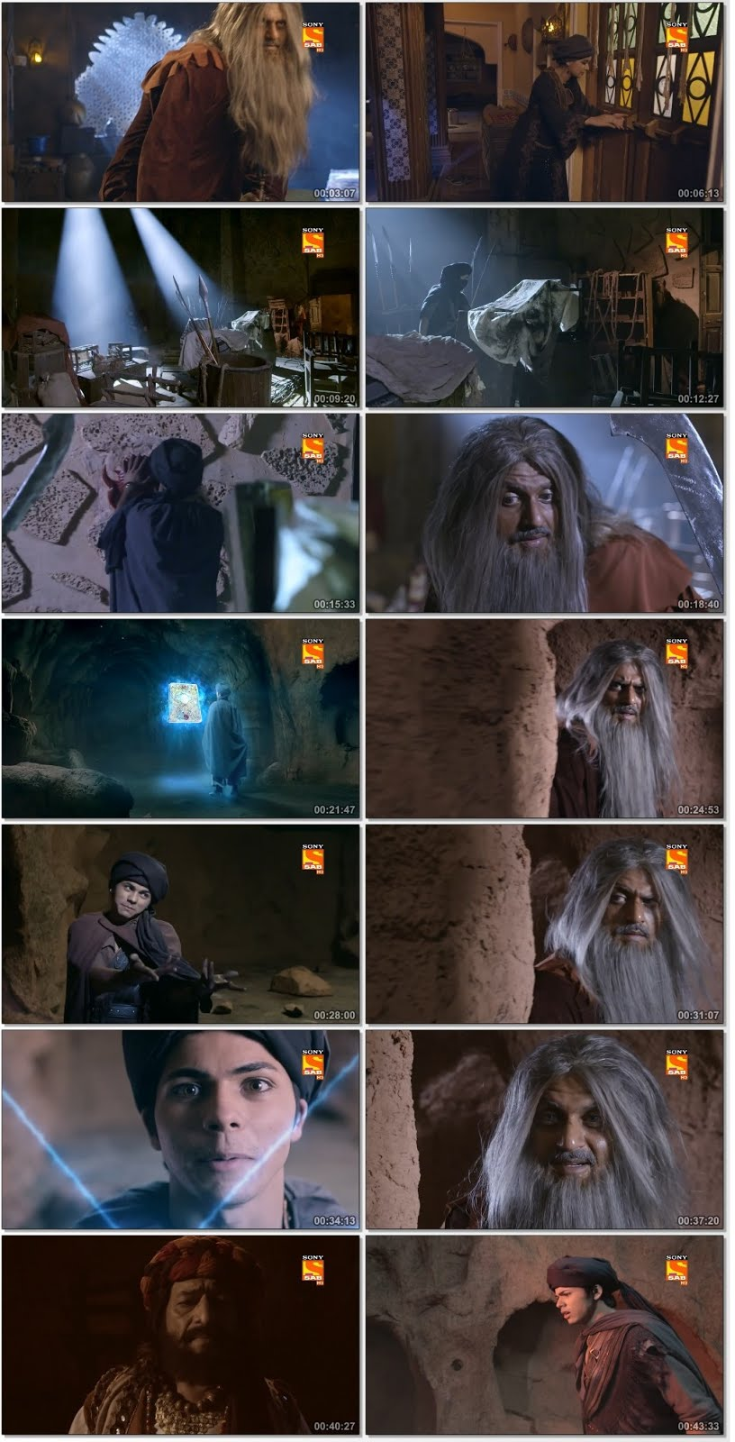 Screenshots Of Hindi Show Aladdin – Naam Toh Suna Hoga 2019 Episode 104 300MB 720P HD
