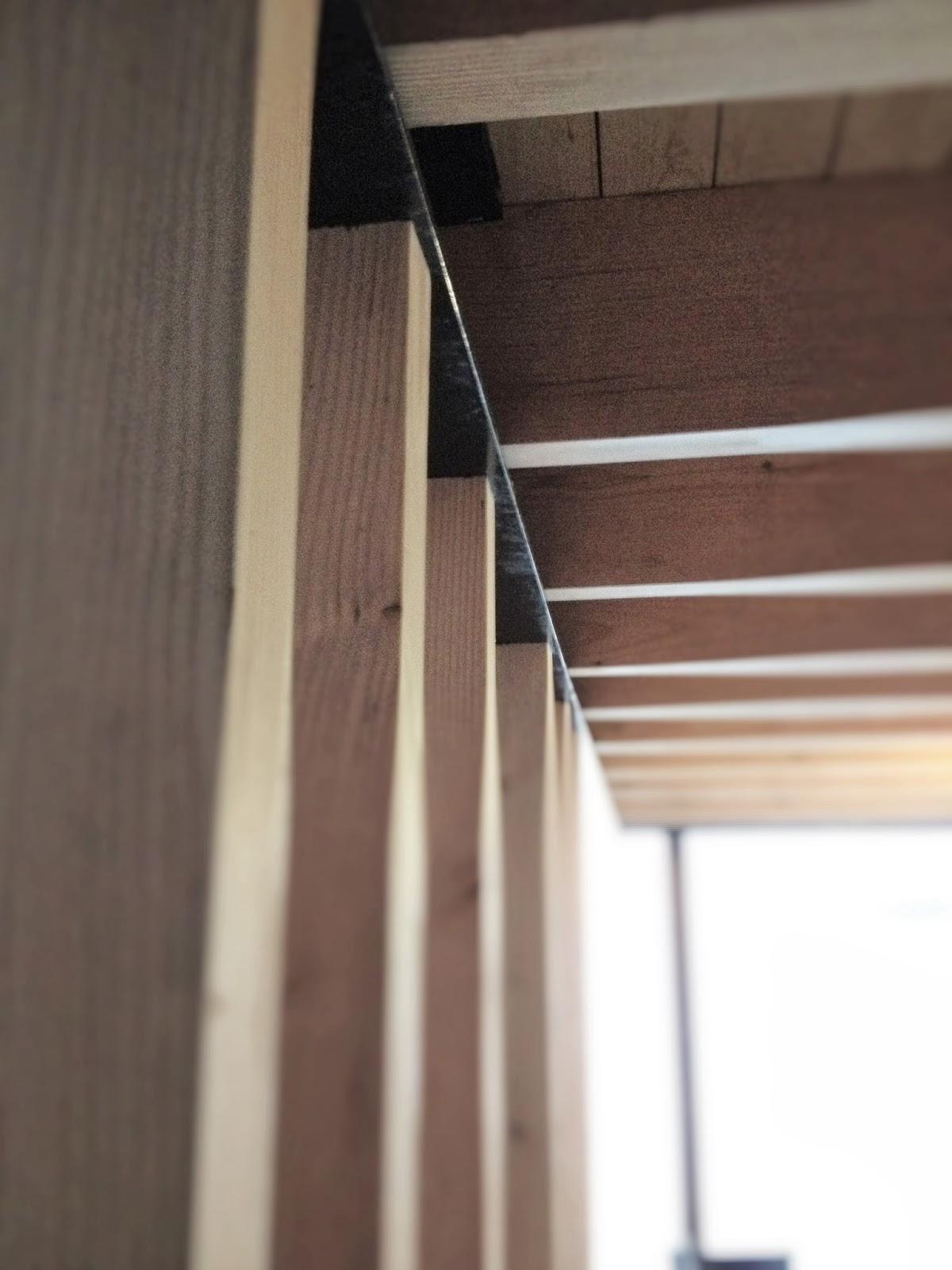 nerf - bouwen in hout: uitbreiding in houtskelet en staal in Gent ...