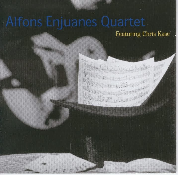 Alfonso Enjuanes Quartet