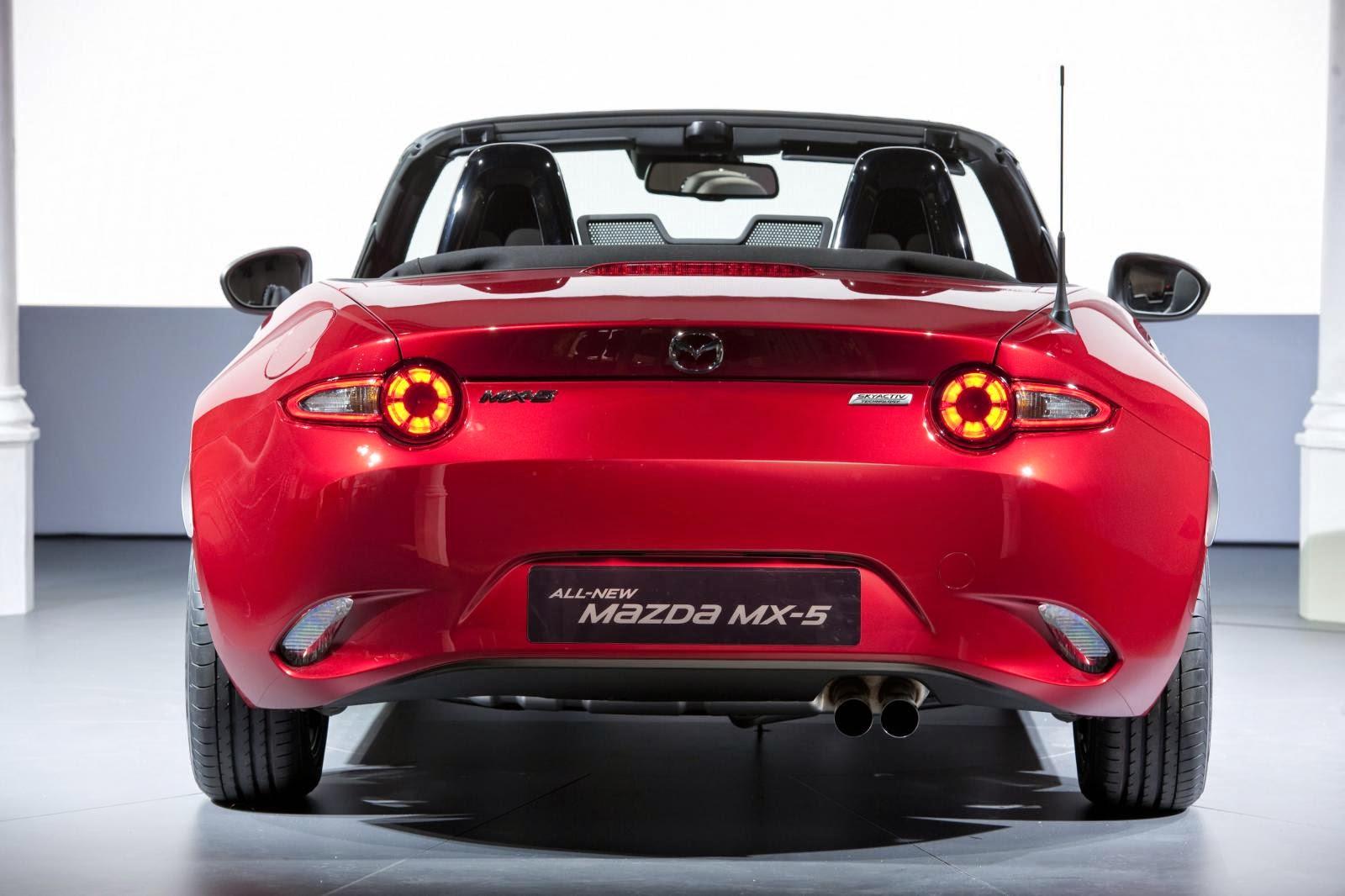 صور سيارة مازدا MX-5 2016 Photo Mazda MX-5 2016