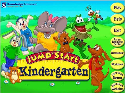 Jumpstart Kindergarten Game Free Download | missionblog