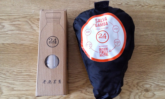 "#ProductReview | Salva Gamba by 24 Bottles ""Protect from rain anywhere"""