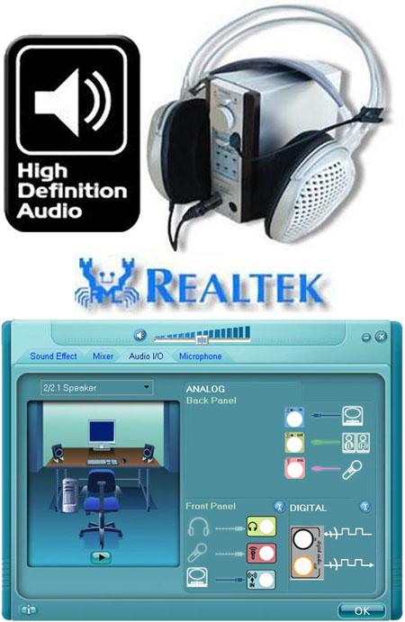 audio realtek: