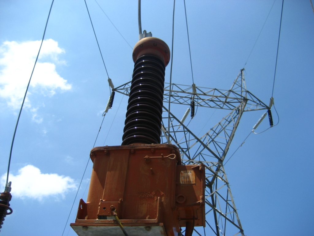 power substation equipment operation maintenance guide of a filipinothe capacitor voltage transformer that was replaced
