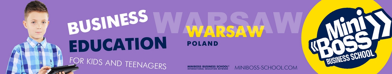 MINIBOSS BUSINESS SCHOOL (WARSAW)