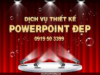 Tôn vinh PowerPoint - Tôn vinh chính bạn!