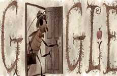 Franz Kafka: doodle de Google, 3 de julio